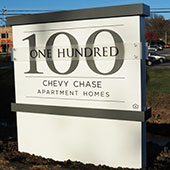 One Hundred Chevy Chase Apartment Homes